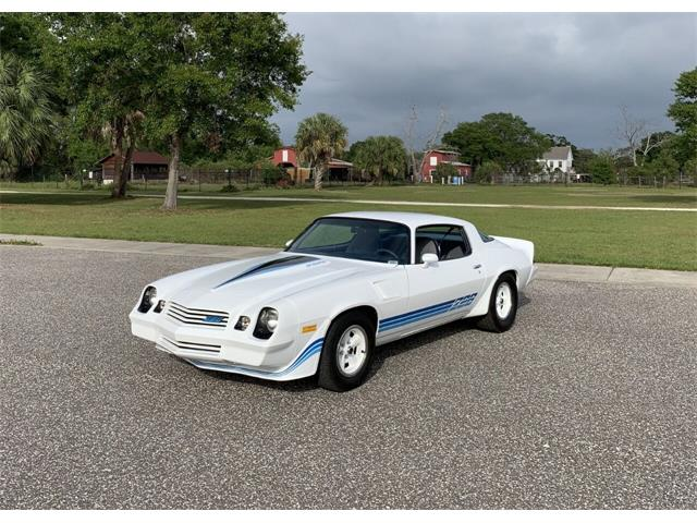 1981 Chevrolet Camaro (CC-1460375) for sale in Clearwater, Florida
