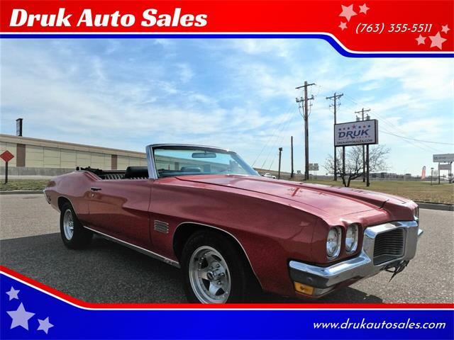 1970 Pontiac LeMans (CC-1463753) for sale in Ramsey, Minnesota