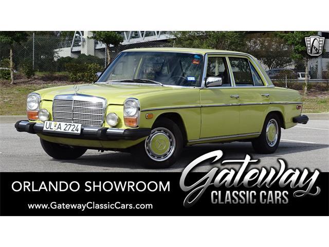 1976 Mercedes-Benz 300D (CC-1463754) for sale in O'Fallon, Illinois