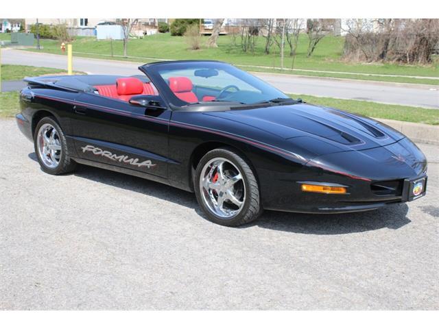 1995 Pontiac Firebird (CC-1463764) for sale in Hilton, New York