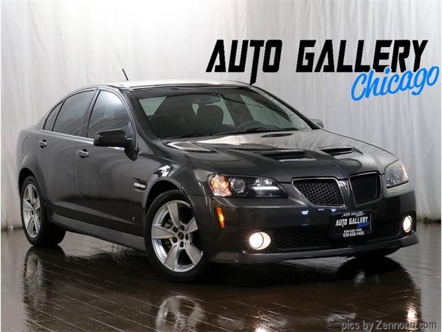 2009 Pontiac G8 (CC-1460377) for sale in Addison, Illinois