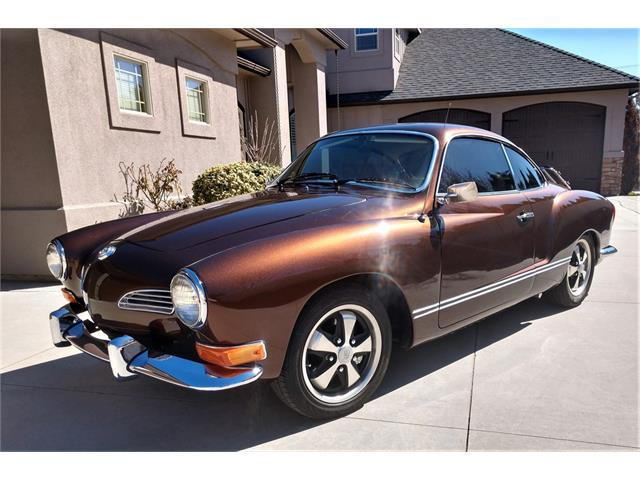 1971 Volkswagen Karmann Ghia (CC-1463771) for sale in Eagle, Idaho