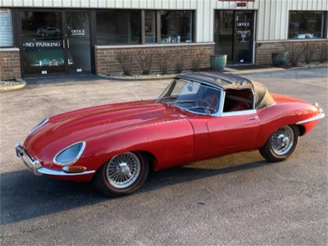 1961 Jaguar E-Type (CC-1463772) for sale in Astoria, New York
