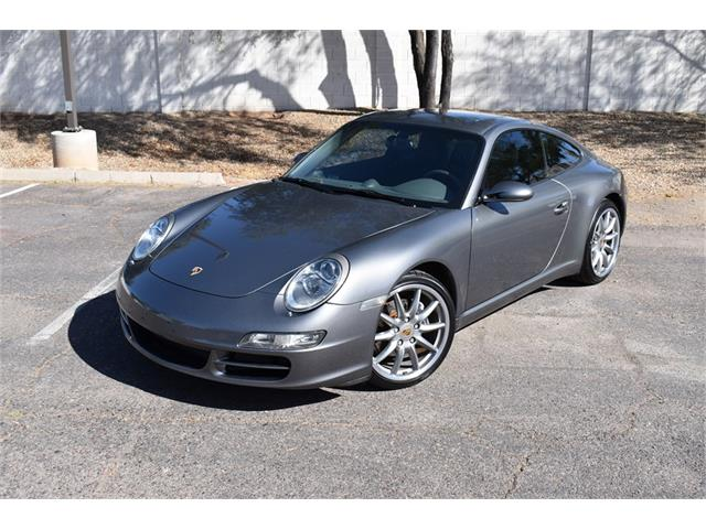 2007 Porsche 911 Carrera (CC-1463778) for sale in tempe, Arizona