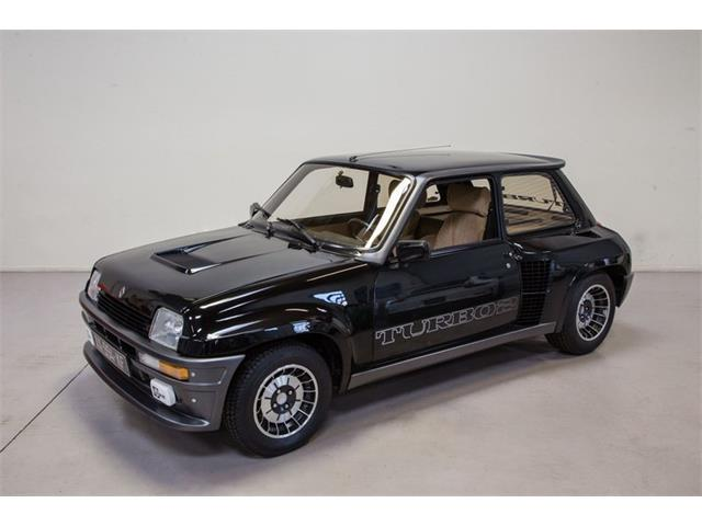 1983 Renault R5 (CC-1463779) for sale in Fallbrook, California