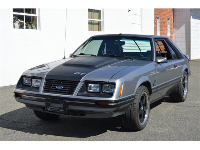 1983 Ford Mustang (CC-1463784) for sale in Springfield, Massachusetts