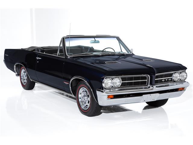 1964 Pontiac GTO (CC-1463788) for sale in Des Moines, Iowa