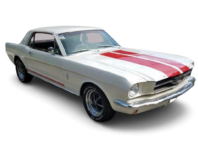 1964 Ford Mustang (CC-1463791) for sale in Lake Hiawatha, New Jersey