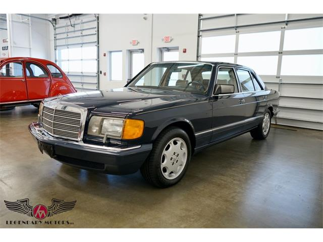 1991 Mercedes-Benz 560 (CC-1463797) for sale in Rowley, Massachusetts