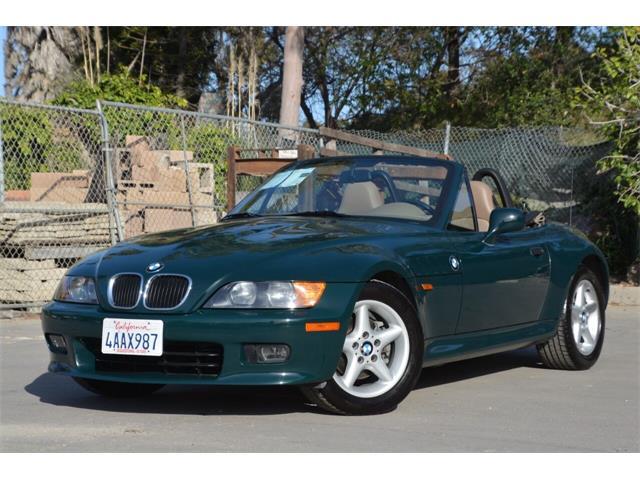 1998 BMW Z3 (CC-1463802) for sale in Santa Barbara, California