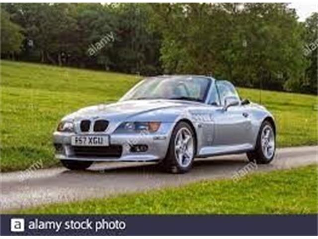 2001 BMW Z3 (CC-1463804) for sale in Santa Barbara, California