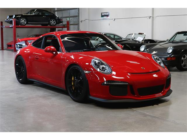 2014 Porsche 911 (CC-1463808) for sale in San Carlos, California
