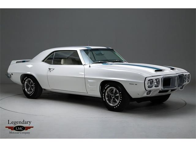 1969 Pontiac Firebird Trans Am (CC-1460381) for sale in Halton Hills, Ontario