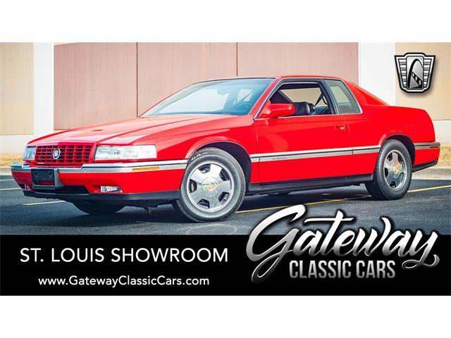 1993 Cadillac Eldorado (CC-1463812) for sale in O'Fallon, Illinois