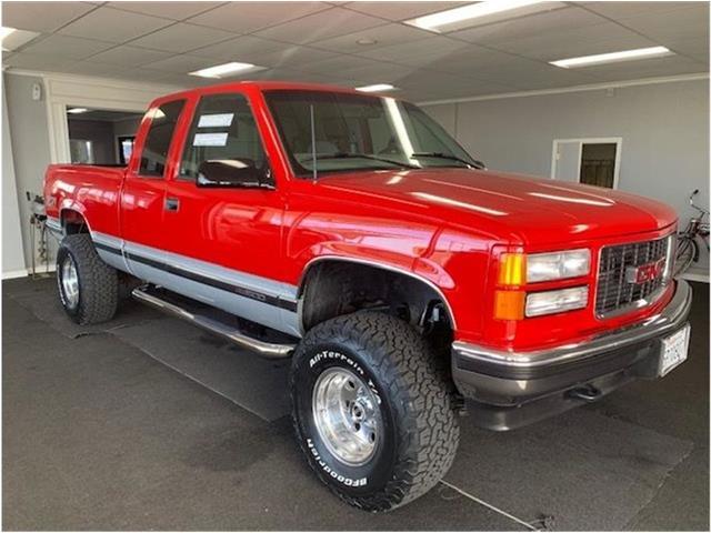 1997 GMC 1500 (CC-1463819) for sale in Roseville, California