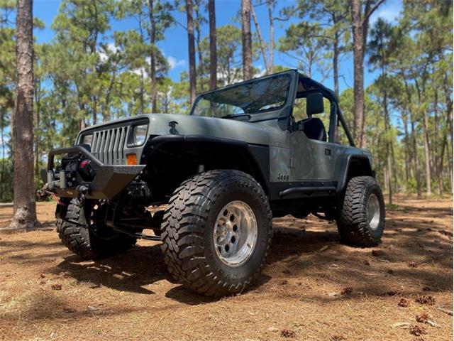 1991 Jeep Wrangler (CC-1463824) for sale in Delray Beach, Florida