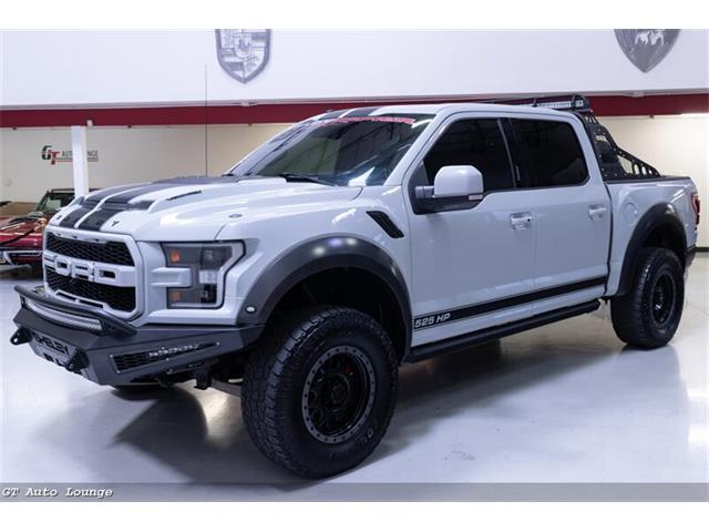 2017 Ford Raptor (CC-1463827) for sale in Rancho Cordova, California