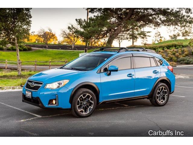 2016 Subaru Crosstrek (CC-1463835) for sale in Concord, California