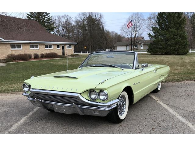 1964 Ford Thunderbird (CC-1463838) for sale in Maple Lake, Minnesota