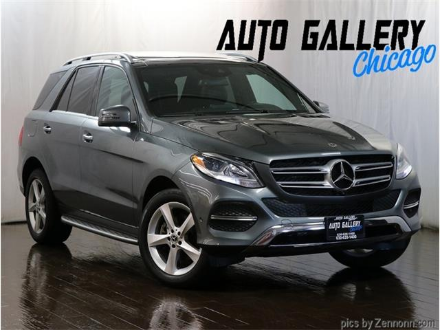 2017 Mercedes-Benz GL-Class (CC-1460384) for sale in Addison, Illinois
