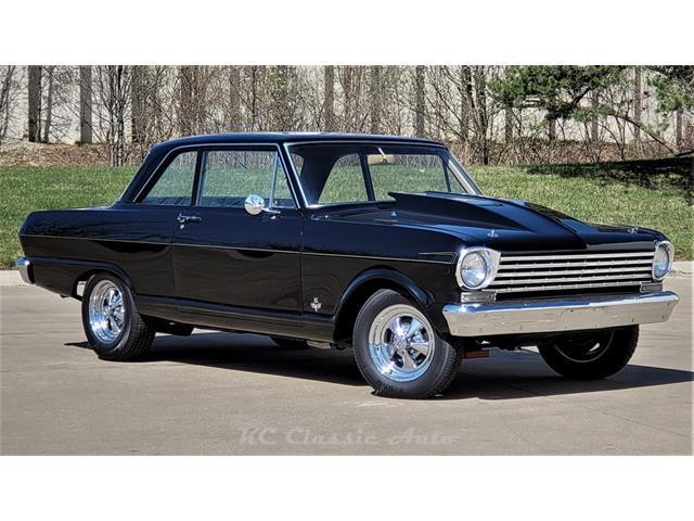 1962 Chevrolet Nova (CC-1463842) for sale in Lenexa, Kansas