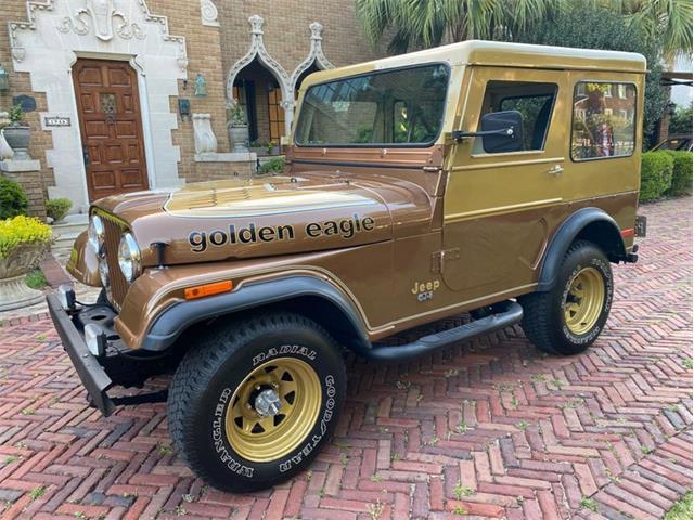 1979 Jeep CJ (CC-1463846) for sale in Jacksonville, Florida