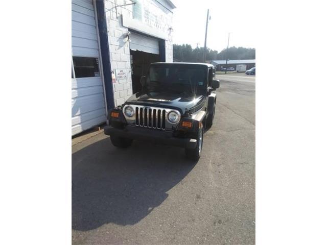 2005 Jeep Wrangler (CC-1463856) for sale in Carlisle, Pennsylvania