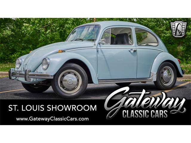 1968 Volkswagen Beetle (CC-1463862) for sale in O'Fallon, Illinois