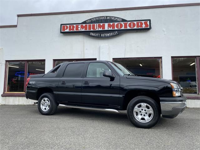 2005 Chevrolet Avalanche (CC-1463868) for sale in Tocoma, Washington