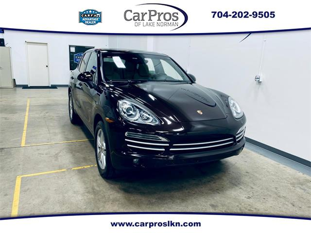 2014 Porsche Cayenne (CC-1463869) for sale in Mooresville, North Carolina