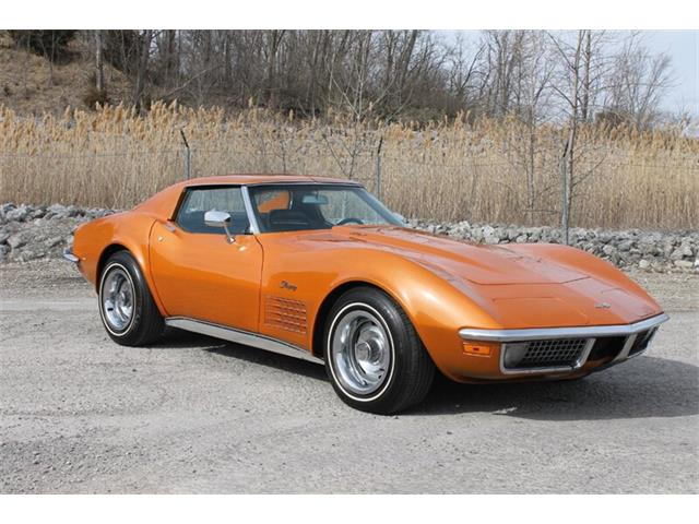 1971 Chevrolet Corvette (CC-1463872) for sale in Fort Wayne, Indiana