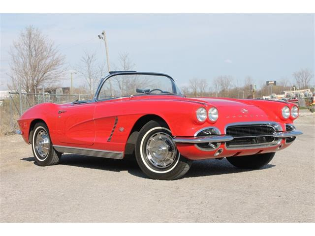 1962 Chevrolet Corvette (CC-1463877) for sale in Fort Wayne, Indiana