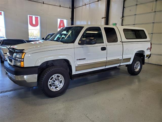 2004 Chevrolet Silverado (CC-1463882) for sale in Bend, Oregon