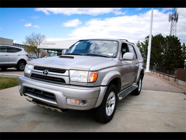 2002 Toyota 4Runner (CC-1463884) for sale in Greeley, Colorado
