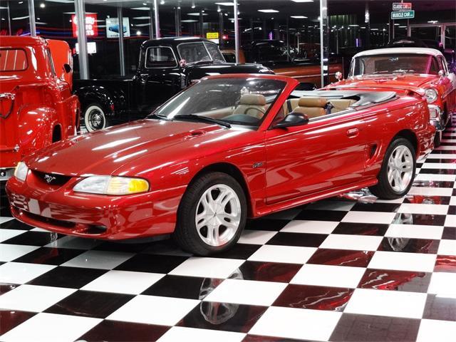 1998 Ford Mustang GT (CC-1463888) for sale in Bonner Springs, Kansas