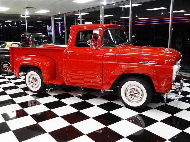 1957 Ford F100 (CC-1463890) for sale in Bonner Springs, Kansas