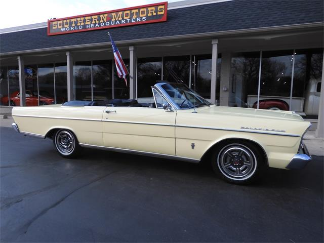 1965 Ford Galaxie 500 (CC-1463898) for sale in CLARKSTON, Michigan
