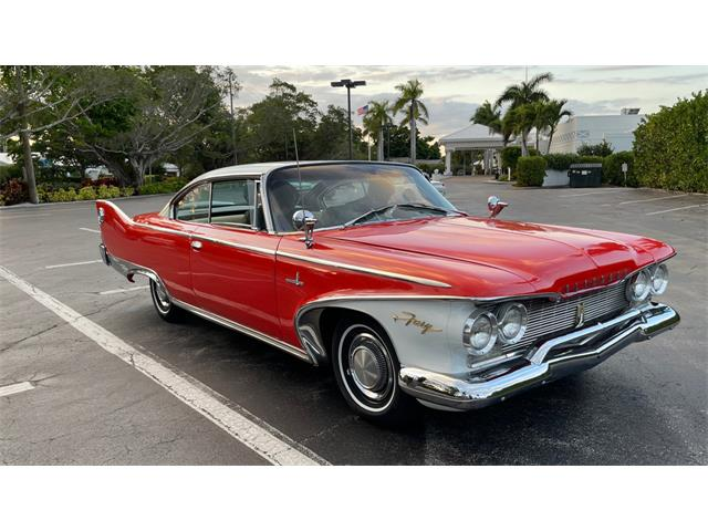 1960 Plymouth Fury (CC-1463899) for sale in naples, Florida