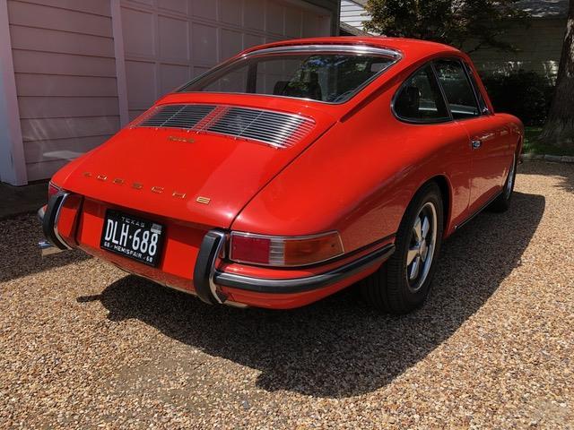 1968 Porsche 911 (CC-1463907) for sale in okc, Oklahoma
