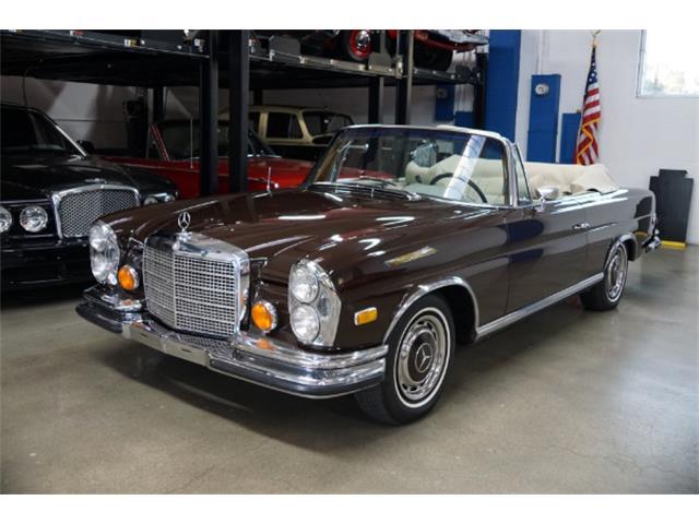 1971 Mercedes-Benz 280SE (CC-1460391) for sale in Torrance, California