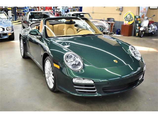 2010 Porsche 911 Carrera 4 Cabriolet (CC-1463918) for sale in Huntington Station, New York