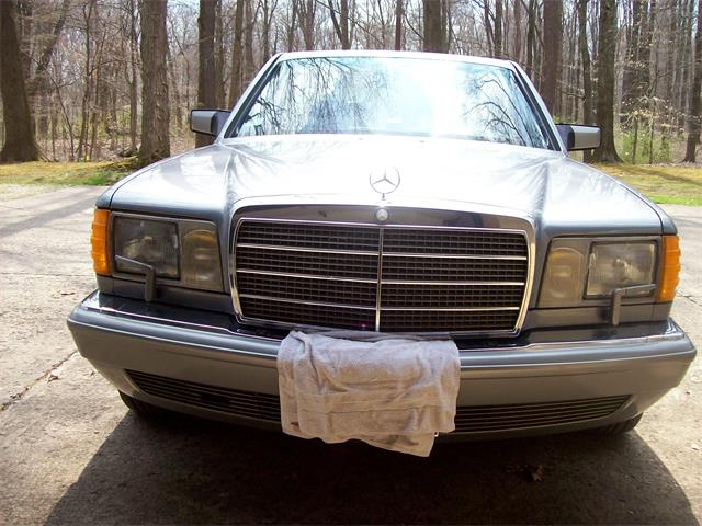 1989 Mercedes-Benz 420SEL (CC-1463923) for sale in medina, Ohio