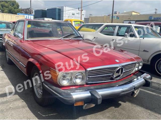 1975 Mercedes-Benz 450SL (CC-1463936) for sale in LOS ANGELES, California
