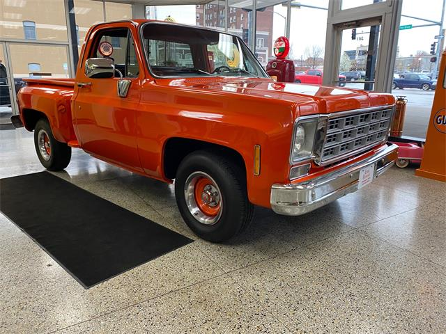 1977 Chevrolet Silverado (CC-1463938) for sale in Davenport, Iowa