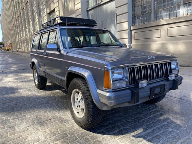 1992 Jeep Cherokee (CC-1463941) for sale in Brooklyn, New York