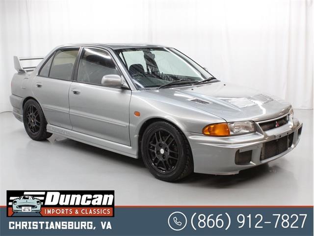 1995 Mitsubishi Lancer (CC-1463945) for sale in Christiansburg, Virginia
