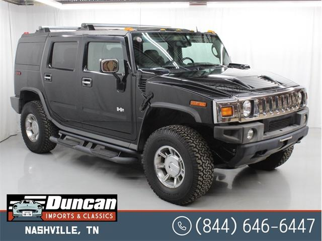 2004 Hummer H2 (CC-1463951) for sale in Christiansburg, Virginia