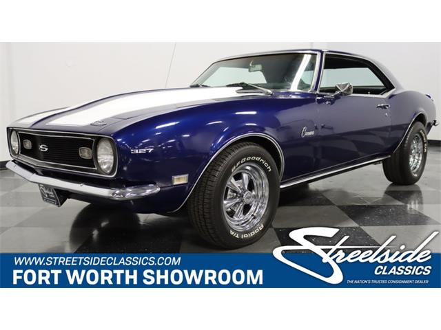 1968 Chevrolet Camaro (CC-1463952) for sale in Ft Worth, Texas