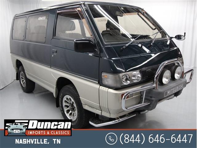 1992 Mitsubishi Delica (CC-1463968) for sale in Christiansburg, Virginia