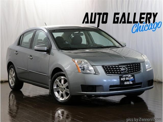 2007 Nissan Sentra (CC-1460397) for sale in Addison, Illinois